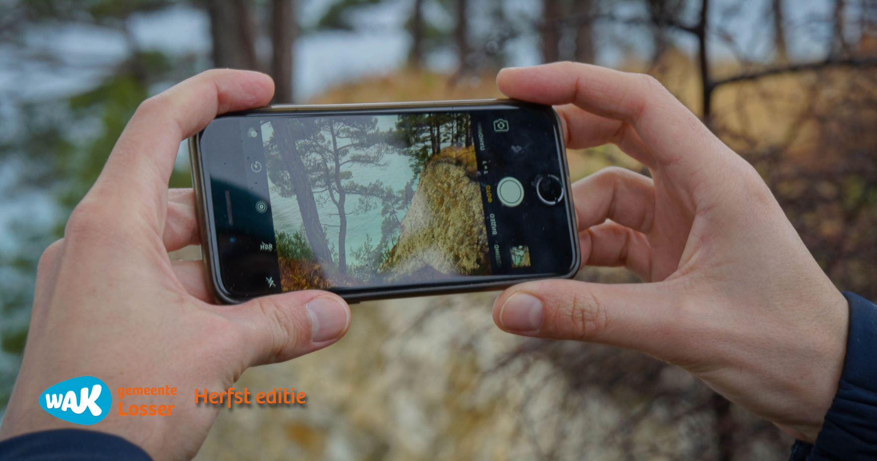 Fotograferen met je smartphone (voor volwassenen)