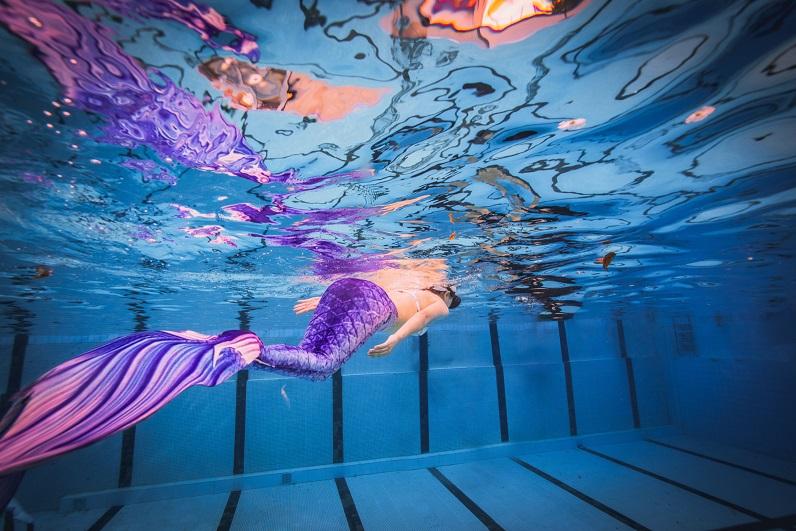 Zwemchallenge en vrij zwemmen